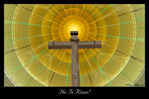 He Is Risen! by MissyGainer