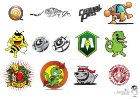 Logo and Illustration project2 by r4prolutions