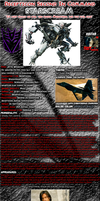 Starscream image bio by Jetta-Windstar