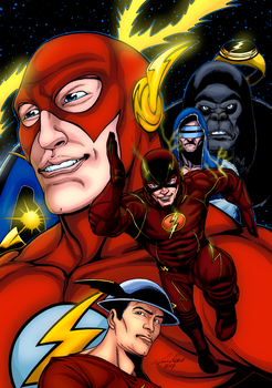 The Flash by TimRees