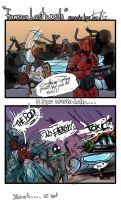 Warframe Comic: Famous Last Words by PanzerTheTank