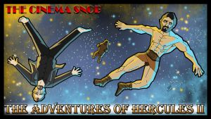 The Adventures of Hercules II by ShaunTM