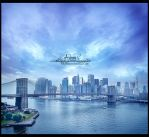 New York by FrozenStarRo