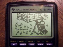 Call Of Duty Calculator art by geereezy