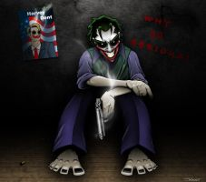 The Joker by Callussed1