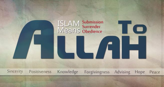 What Does Islam Mean ? by MoGaHeDa