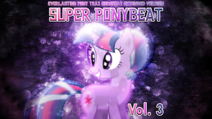 Crystal Twilight - Super Ponybeat Vol. 3 by KibbieTheGreat