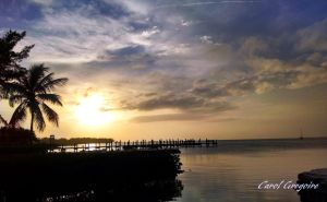 Islamorada Sunset 8 by carolgregoire