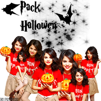 Pack de Hallowen by GomezEditions