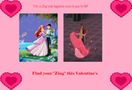 Find your Zing this Valentine's by J-Cat