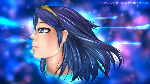FE:A - Lucina ~ Lost in the space-time [2K] by Loustica