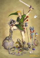 Link- for Omar H. by napalmzonde