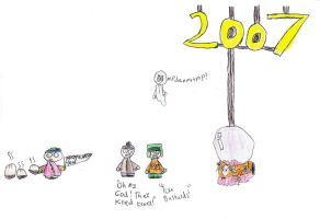 South Park New Years by Haruka13666