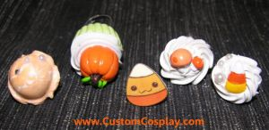 Halloween ring lucky packs by The-Cute-Storm