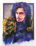 Jon Snow by adshardcore