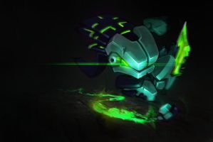 Acid Bot v2.0 by gkrit