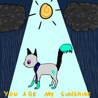You Are My Sunshine by Silvaina