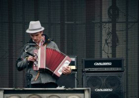 accordionist by coolerSSS