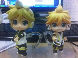Nendo Len Act and Append by irzhie