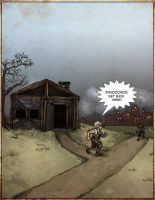 Pinocchio Graphic Novel: Pg 2 by Bouxjie