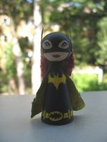 Cones: Batgirl Barbara by Poison-Harley