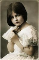 Little Miss portrait by Nataly1st
