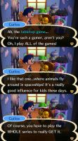ACNL - StarFox talk by LatinNewYorker