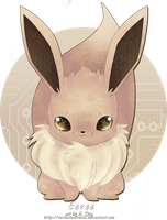 Eevee by sonicelectronic