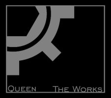Custom Album Cover: Queen - The Works by rubenick