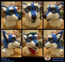 Xan The Husky For Sale ! (SOLD) by Dingz