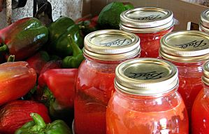 Canned Peppers by LevonHackensaw