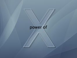 Power of OS X Wallpapers by xulfikar