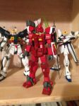 MG amazing red warrior by pugwash1