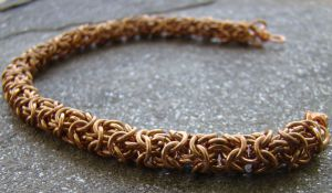 Turkish Roundmaille Bracelet 2 by Mommy-of-Monsters