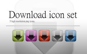 Download Icons by johnamann