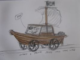 Skiff the railboat: character prediction by TheguyfromNorramby