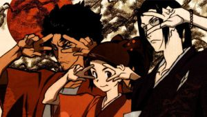 Samurai Champloo PSP Wall 05 by SulphurFeast
