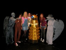 CS'11 Doctor Who group 01 by Hermy46