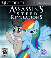 Assassin's Steed Revelations by nickyv917