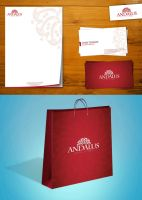 Andalus Stationery by beshoywilliam