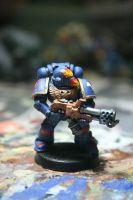 flamethrower marine 2 by paskiman