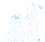 LoL: Don't Ask by CookiesNLazars