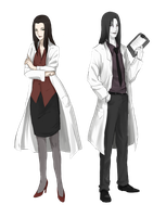 AU | There Are No Rules In Science by Kura-Kairai