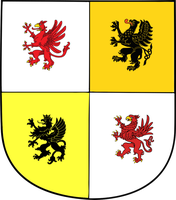 Coat of Arms of the Republic of Pomerania by Coliop-Kolchovo