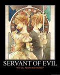 Servant of Evil Motiv Remake by HC-IIIX