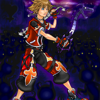 Sora by RebornInsomniac