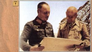 3rd Reich LDR  Field Marshal Erwin Rommel Stud by PanzerBob