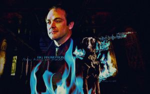 SPN - Crowley by DaaRia