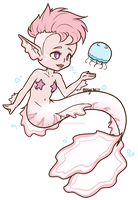 MerMay Challenge - Day 4 by Diigii-Doll