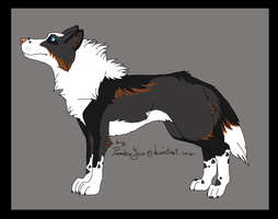 Canine adoptable 1 - CLOSED! by StanHoneyThief
